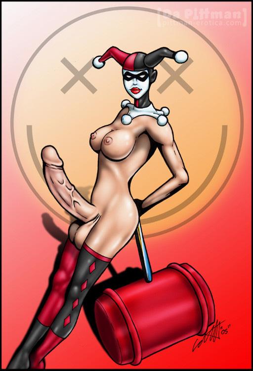 Harley's Big Hammer